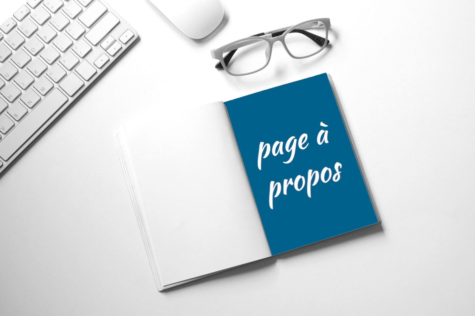 GUIDE ULTIME: écrire une page à propos convaincante