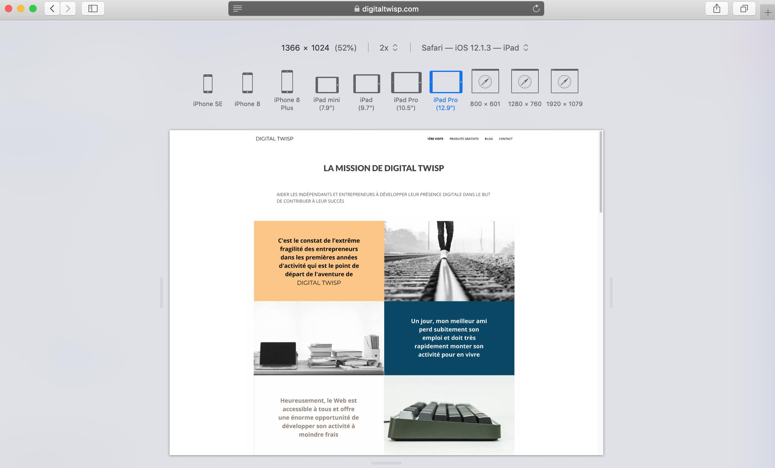 Améliorer la portabilité des ses pages pour améliorer son référencement