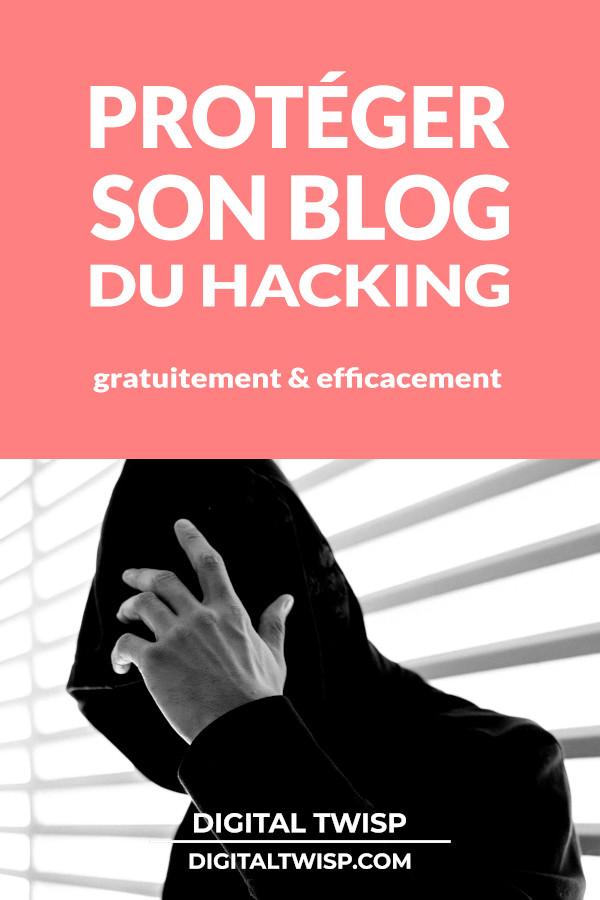sécuriser son site wordpress pour bien mieux protéger son blog du hacking (piratage)