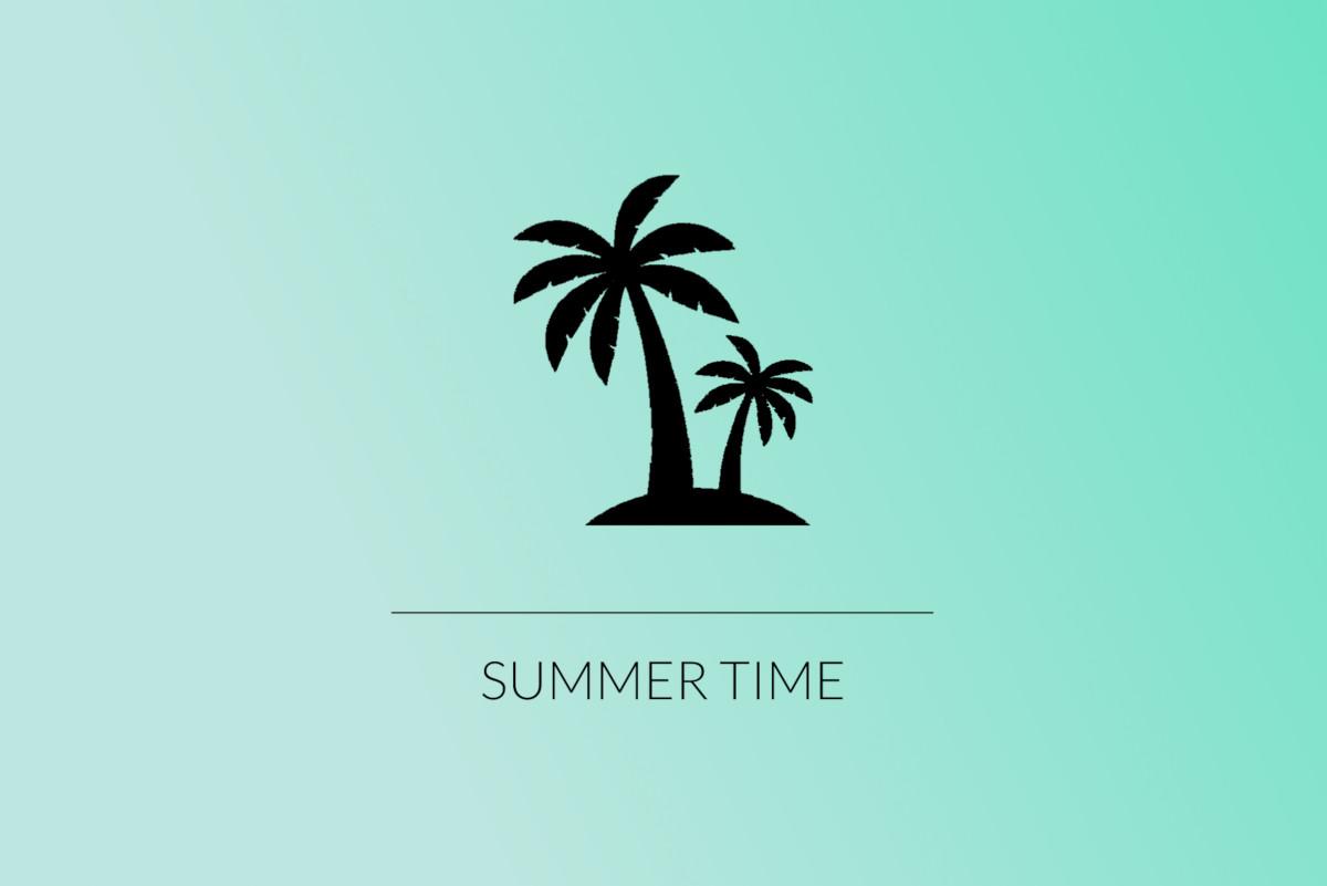 27 choses à faire pendant l'été pour son blog