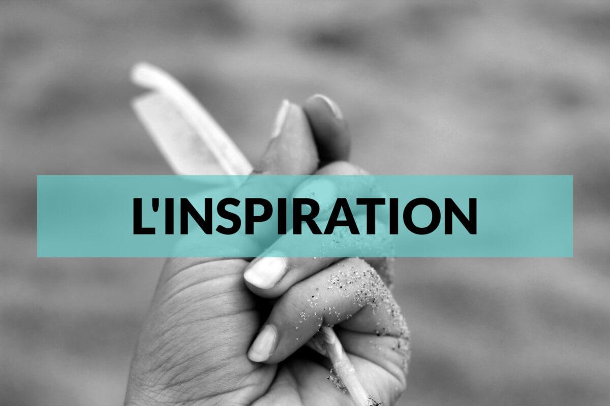 trouver de l'inspiration pour écrire un article